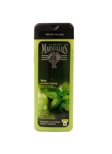 Le Petit Marseilials Le Petıt Marseıllaıs Duş Jeli For Men Nane Ve Limon Ferahlığı 400 Ml Renksiz